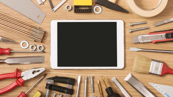 Arbeiten im Home Office - Tools